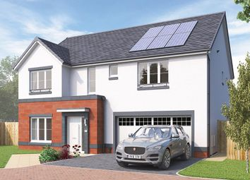 """Thumbnail 5 bedroom detached house for sale in """"The Cotham"""" at Crosshill Road, Bishopton"""