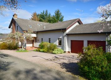 Thumbnail 5 bed detached house for sale in Top Street, Conon Bridge