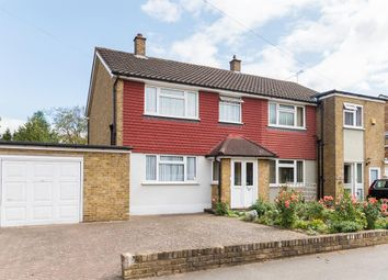 Thumbnail 3 bed semi-detached house for sale in Hitherbroom Road, Hayes