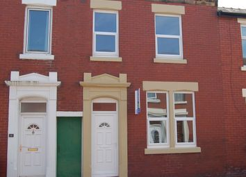 Thumbnail 3 bed terraced house to rent in Rundle Road, Fulwood, Preston