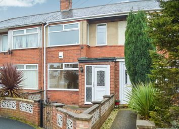 Thumbnail 2 bed terraced house for sale in Dovedale Grove, Hull