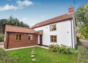 Thumbnail 2 bedroom semi-detached house for sale in Mill Lane, Tetford, Horncastle, Lincolnshire