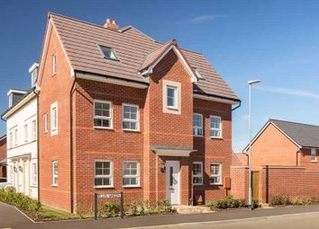 """Thumbnail 4 bed end terrace house for sale in """"Hesketh"""" at Torry Orchard, Marston Moretaine, Bedford"""