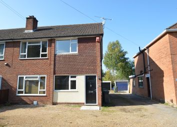 Thumbnail 2 bed maisonette to rent in Park Road, Chandler's Ford, Eastleigh