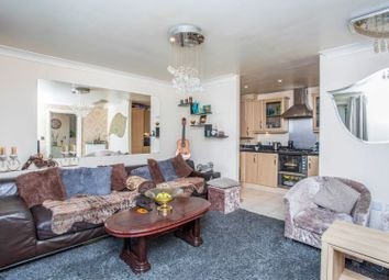 Thumbnail 1 bed flat for sale in Gilbert White Close, Greenford