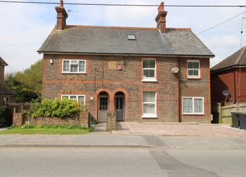 Thumbnail 2 bed flat for sale in Battle Road, Hailsham