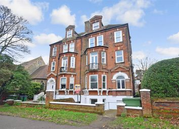 Thumbnail 1 bed flat for sale in Castle Hill Avenue, Folkestone, Kent
