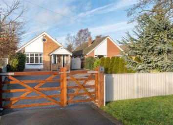 Thumbnail 3 bed bungalow for sale in Hinckley Road, Stoke Golding, Nuneaton