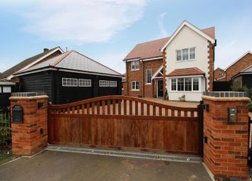 Thumbnail 4 bed detached house for sale in Luton Road, Wilstead