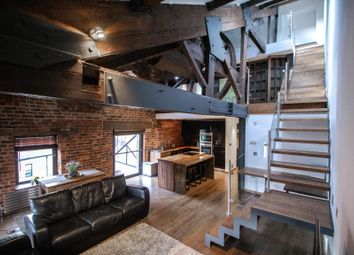 Thumbnail 2 bed flat to rent in 20 The Warehouse, Victoria Quays, Sheffield