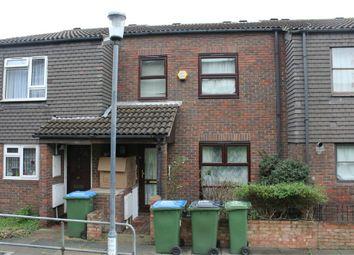 Thumbnail 4 bedroom terraced house for sale in Jim Bradley Close, London