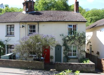 Thumbnail 2 bed cottage to rent in Brighton Road, Godalming