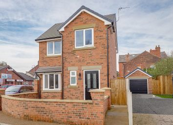 Thumbnail 3 bed detached house for sale in Newlands Road, Leigh, Greater Manchester.