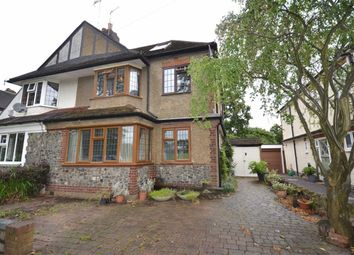 Thumbnail 5 bed property for sale in Great Bushey Drive, London