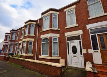 Thumbnail 3 bed terraced house for sale in Erskine Road, Wallasey