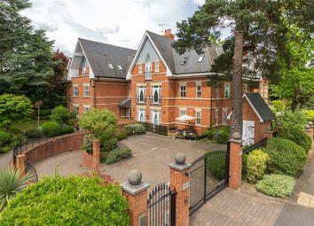 Thumbnail 2 bed flat to rent in 2 Ellesmere Road, Weybridge, Surrey
