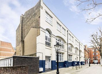 Thumbnail 1 bed flat for sale in Boswell Court, London