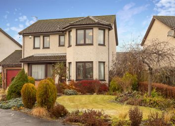 Thumbnail 4 bed detached house for sale in Bleachers Way, Huntingtowerfield, Perth