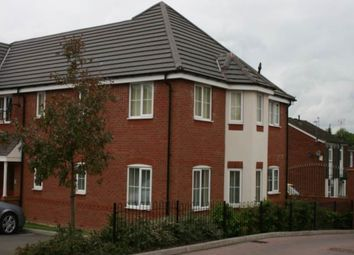Thumbnail 2 bed flat to rent in Parish Court, 1 Church Place, Blakenall, Walsall
