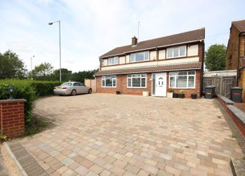Thumbnail 5 bed detached house for sale in Mountgrace Road, Luton