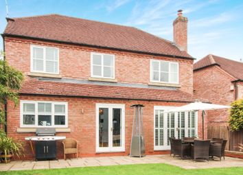 Thumbnail 4 bed detached house for sale in Hilda Peers Way, Bewdley