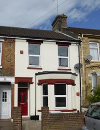 Thumbnail 3 bedroom terraced house to rent in Eaton Road, Dover