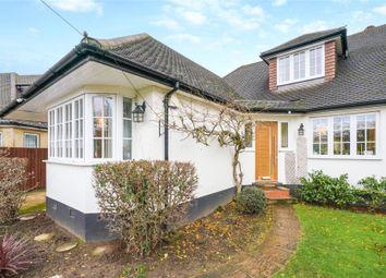 4 bed bungalow for sale in Dorney Grove, Weybridge, Surrey KT13
