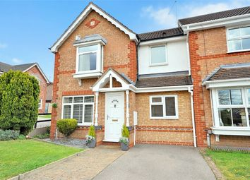 Thumbnail 4 bed end terrace house for sale in Butts Croft Close, East Hunsbury, Northampton