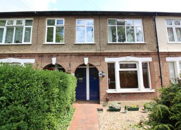 Thumbnail 2 bed maisonette for sale in Avondale Avenue, Staines-Upon-Thames