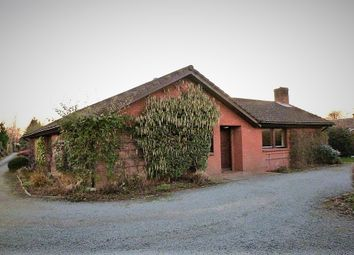 Thumbnail 4 bed bungalow to rent in West Felton, Oswestry