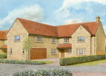 Plot 4 - The Walnuts, The Wood Yard, Colsterworth NG33. 5 bed detached house for sale