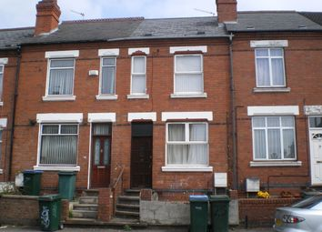 Thumbnail 4 bedroom terraced house to rent in Terry Road, Stoke, Coventry
