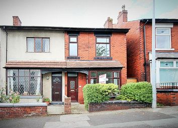 Thumbnail 3 bed semi-detached house for sale in Hough Lane, Bromley Cross, Bolton