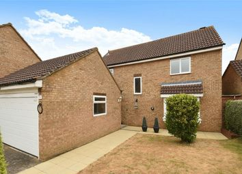 Thumbnail 4 bed detached house for sale in Wells Close, Kempston, Bedford