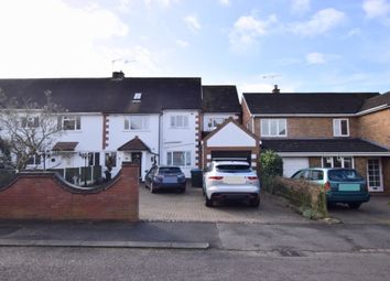 Thumbnail 5 bed semi-detached house for sale in Stareton Close, Earlsdon, Coventry