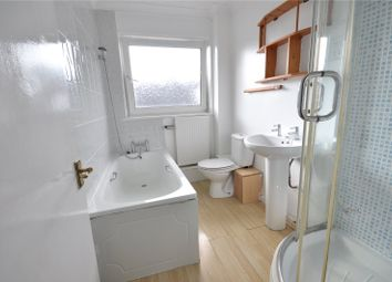Thumbnail 2 bed flat to rent in Chapel Road, Smallfield, Surrey