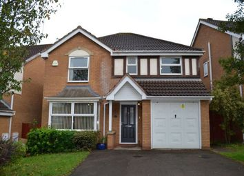 Thumbnail 4 bed detached house for sale in Leah Bank, Sandringham Gardens, Northampton