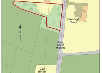 Thumbnail Land for sale in Land Adj Bramblewood, Stone Street, Petham, Canterbury, Kent