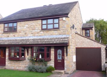 Thumbnail 3 bedroom semi-detached house to rent in Pack Horse Close, Clayton West, Huddersfield