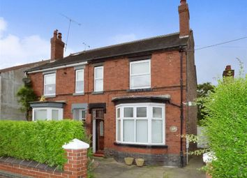 Thumbnail 2 bed semi-detached house for sale in Talke Road, Alsager, Stoke-On-Trent