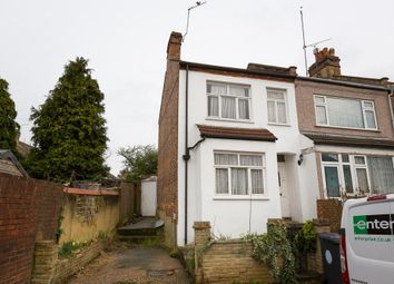 Thumbnail 3 bedroom end terrace house for sale in Spencer Road, London