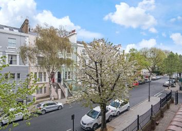 Thumbnail 3 bed flat for sale in Nottingwood House, London