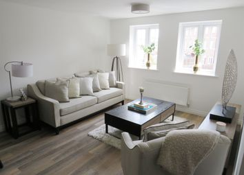 Thumbnail 1 bedroom flat for sale in Lundy Walk, Newton Leys, Milton Keynes