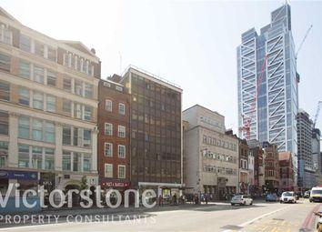 Thumbnail 1 bed flat to rent in Bishopsgate, City Of London, London