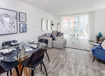 Thumbnail 3 bedroom flat for sale in Churchfield Road Acton, London