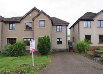 Thumbnail 4 bed semi-detached house for sale in Golfloan, Stewarton, Kilmarnock