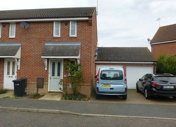 Thumbnail 1 bedroom town house to rent in Wallace Close, King's Lynn
