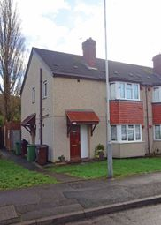 Thumbnail 1 bed maisonette for sale in 15B Durberville Road, Wolverhampton, West Midlands