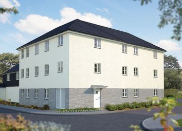 "Thumbnail 2 bed flat for sale in ""Lelant"" at Humphry Davy Lane, Hayle"