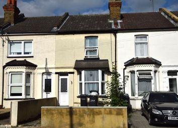 Thumbnail 2 bed terraced house for sale in Vale Road, Northfleet, Gravesend